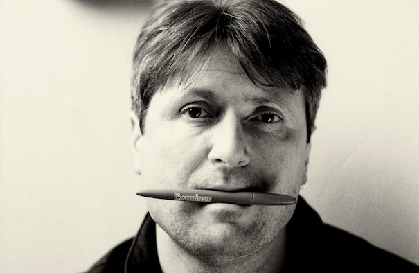 Simon Armitage 2 - photo credit Paul Wolfgang Webster