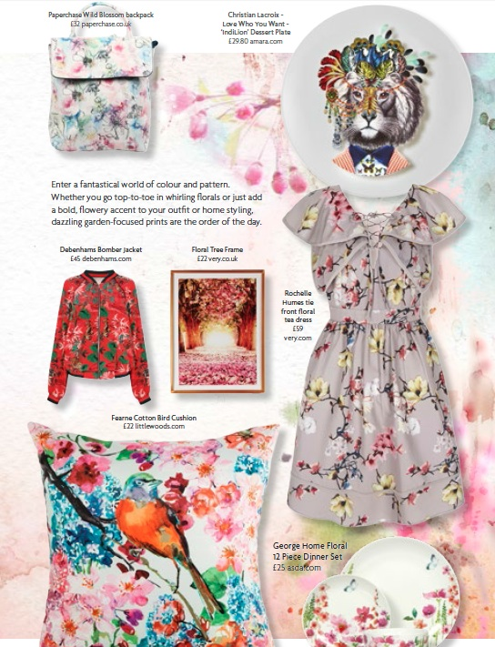 Fashion Floral Wonderland page 2